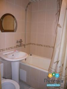 Домик 2-местный 1-комнатный, фото 2