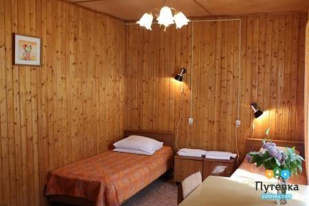 Домик 2-местный 1-комнатный, фото 1
