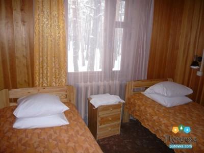 Домик 2-местный 2-комнатный , фото 3