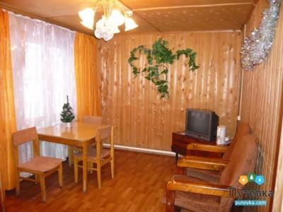 Домик 2-местный 2-комнатный , фото 1