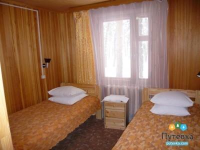 Домик 3-местный 3-комнатный, фото 1