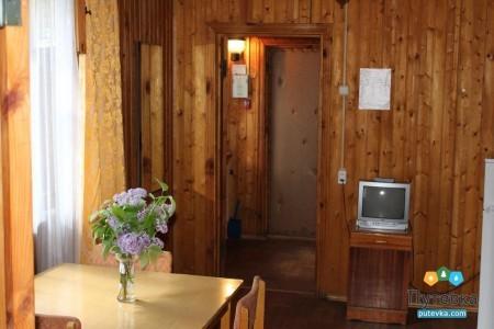 Домик 3-местный 3-комнатный, фото 2