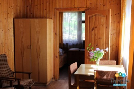 Домик 3-местный 3-комнатный, фото 3