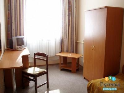 Стандартный 1-местный 1-комнатный в корпусе, фото 2