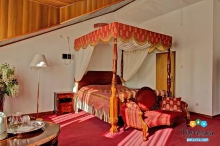 Сюит 2-местный 2-комнатный  Делюкс , фото 3