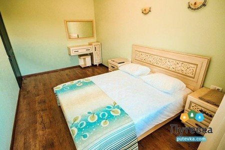 Полулюкс 2-местный 2-комнатный с балконом, фото 4