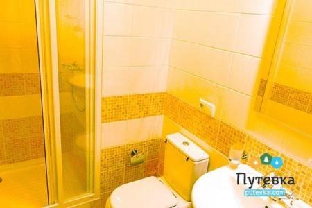 Полулюкс 2-местный 2-комнатный с балконом, фото 7