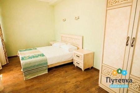 Полулюкс 2-местный 2-комнатный с балконом, фото 1