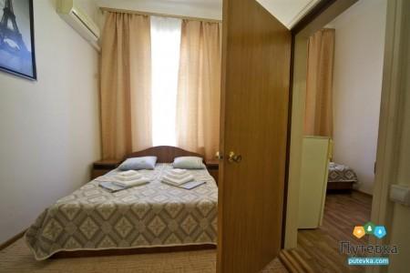Стандарт 3-местный 2-комнатный, фото 1