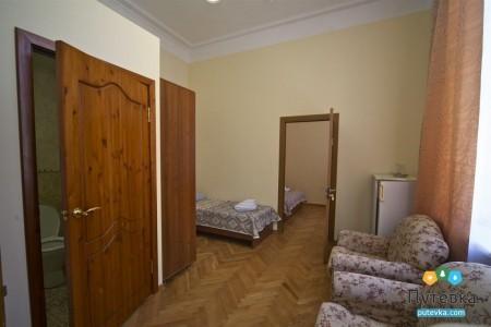 Стандарт 3-местный 2-комнатный, фото 8