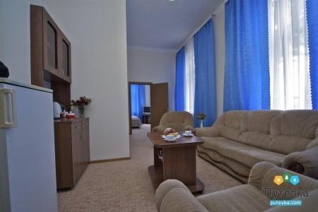 Повышенной комфортности 2-местный 2-комнатный, фото 3