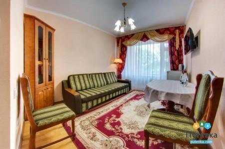 Премиум 2-местный 2-комнатный I категории, фото 2
