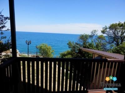 Сьют 4-местный 2-комнатный с кухней и видом на море, фото 5