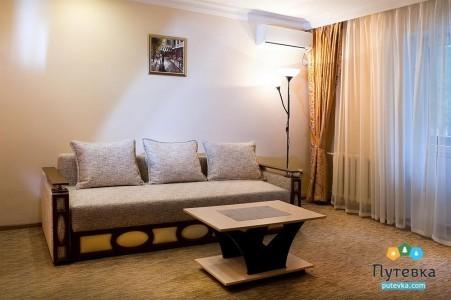 Улучшенный 2-местный 2-комнатный (с лоджией), фото 3