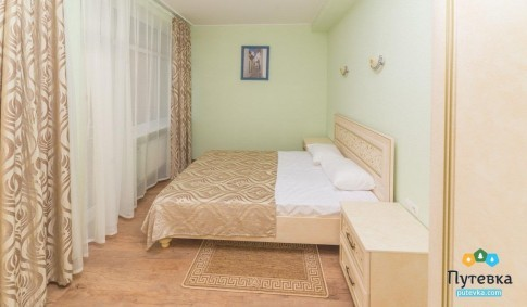 Люкс 4-местный 2-комнатный, фото 6