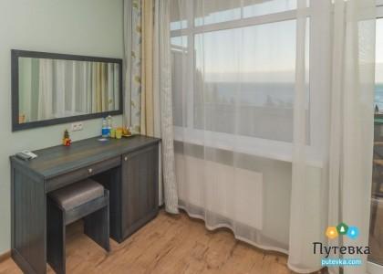 Люкс 4-местный 2-комнатный, фото 2