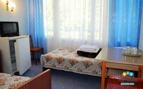 Эконом 2-местный без балкона, море, фото 1