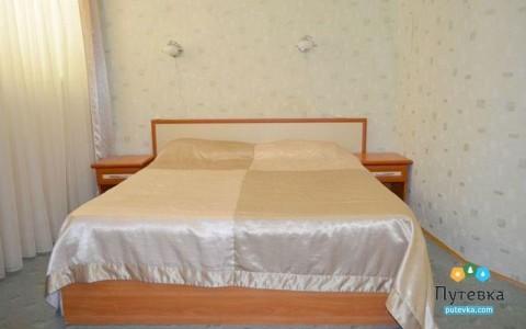 Стандарт 2-местный без балкона,1-й этаж, фото 2