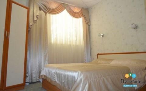 Стандарт 2-местный без балкона,1-й этаж, фото 1