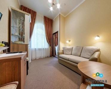 Люкс 2-местный 2-комнатный (новый), фото 3