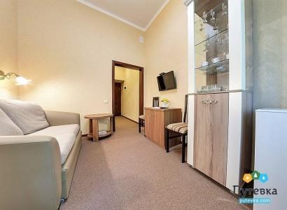 Люкс 2-местный 2-комнатный (новый), фото 2