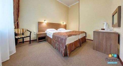 Люкс 2-местный 2-комнатный (новый), фото 1