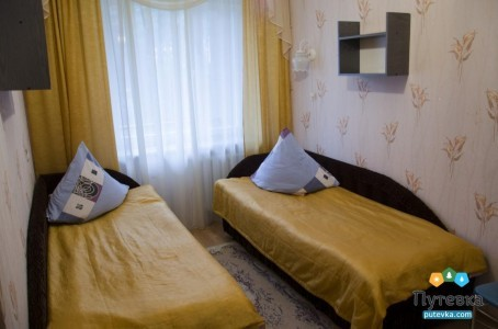 Стандартный 2-местный 2-комнатный корпус 2, фото 1