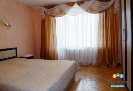 Стандартный 2-местный 2-комнатный Стандартный корпус 2 (1-3 этаж), фото 1