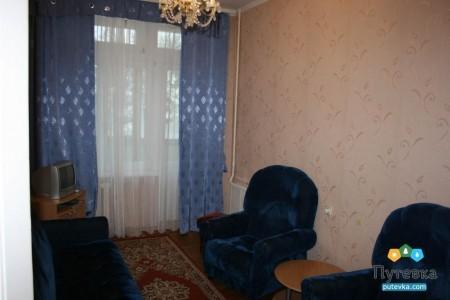 Стандартный 1-местный 2-комнатный, фото 3
