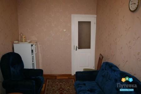 Стандартный 1-местный 2-комнатный, фото 4