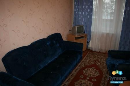 Стандартный 1-местный 2-комнатный, фото 2