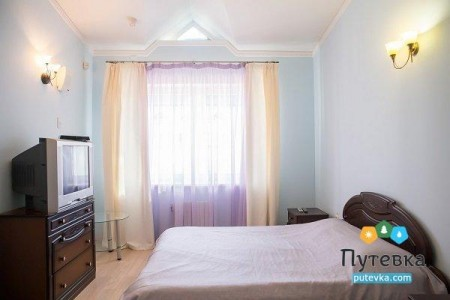 Коттедж 4-местный 3-комнатный , фото 1