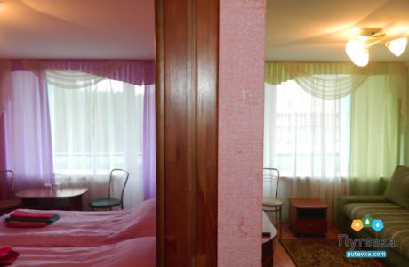 Блочный 3-местный 2-комнатный блок корпус 1, фото 1