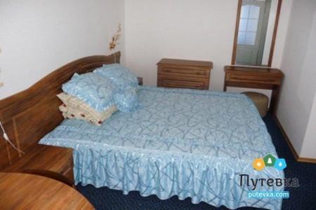 Люкс 3-местный 3-комнатный, фото 1