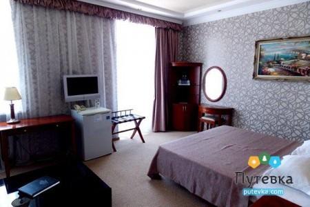 Люкс 4-местный 2-комнатный семейный, фото 3