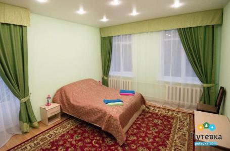 Стандартный 2-местный 2-комнатный, фото 1