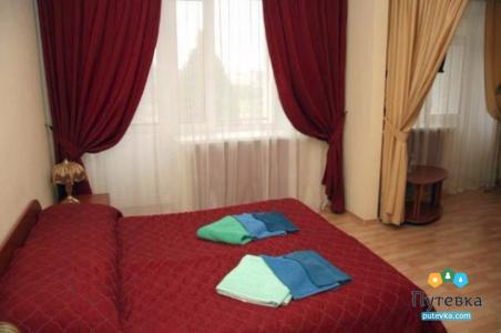 Повышенной комфортности 2-местный 2-комнатный, фото 1