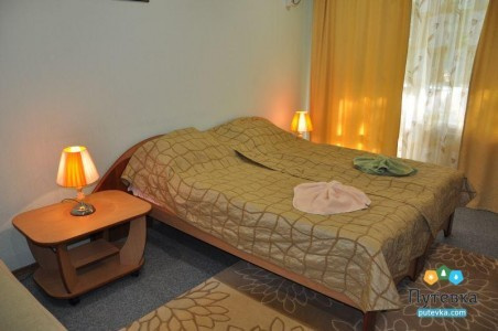 Полулюкс 3-местный 2-комнатный, фото 1