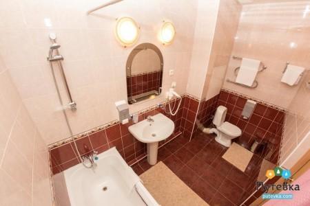 Делюкс 2-местный 2-комнатный стандарт DL2  S 2, фото 5