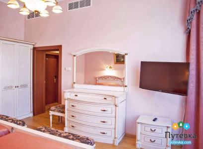 Сьют 2-местный 3-комнатный с массажной комнатой, фото 4