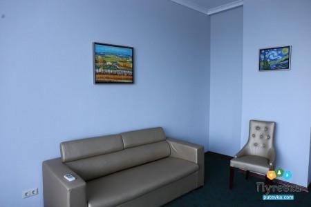 VIP 2-местный 2-комнатный (без привязки  к виду), фото 2