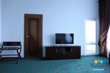 VIP 2-местный 2-комнатный (без привязки  к виду), фото 3