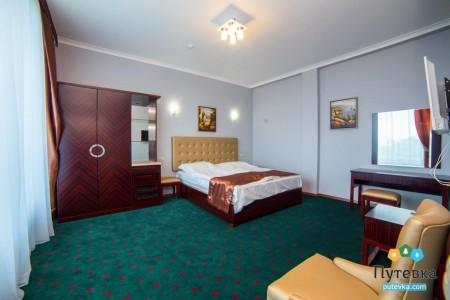 VIP 2-местный 2-комнатный (без привязки  к виду), фото 1