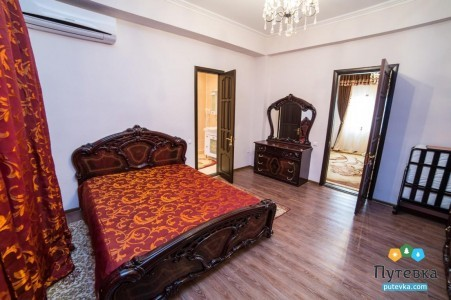 Люкс 2-местный 2-комнатный , фото 1