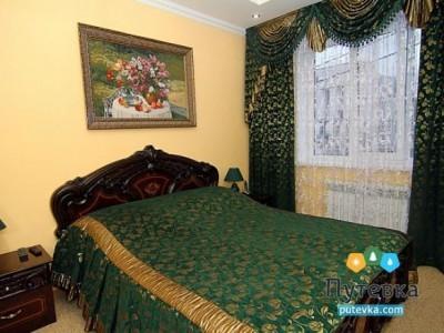 Коттедж Люкс 4-местный 3-комнатный  №5, фото 1