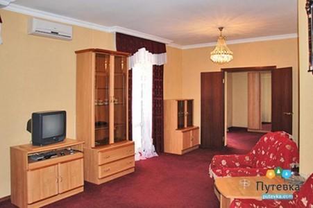 Стандартный 4-местный 3-комнатный, корпус 2, фото 3