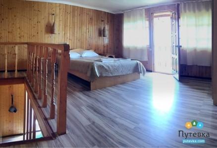 Коттедж 4-местный 3-комнатный, фото 1