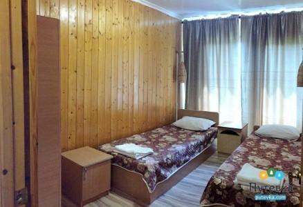 Коттедж 4-местный 3-комнатный, фото 2