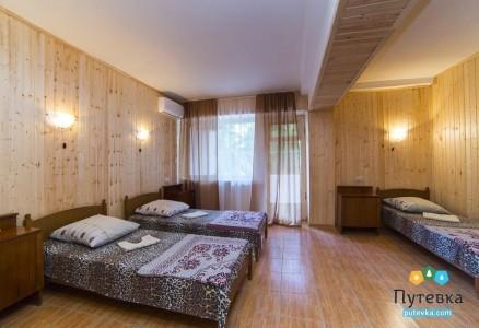 Улучшенный 3-местный 1-комнатный, фото 1