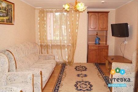 Люкс 2-местный 2-комнатный корпус 1, фото 2